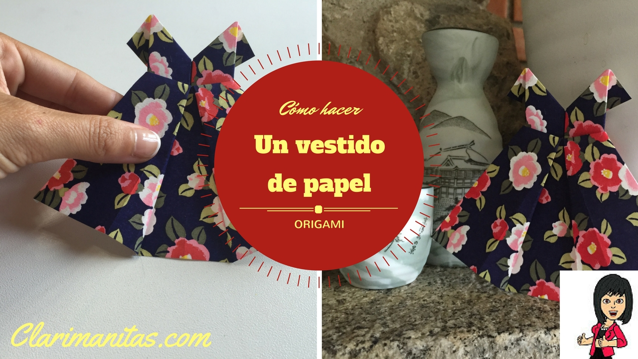 comohacerunvestidodepapel