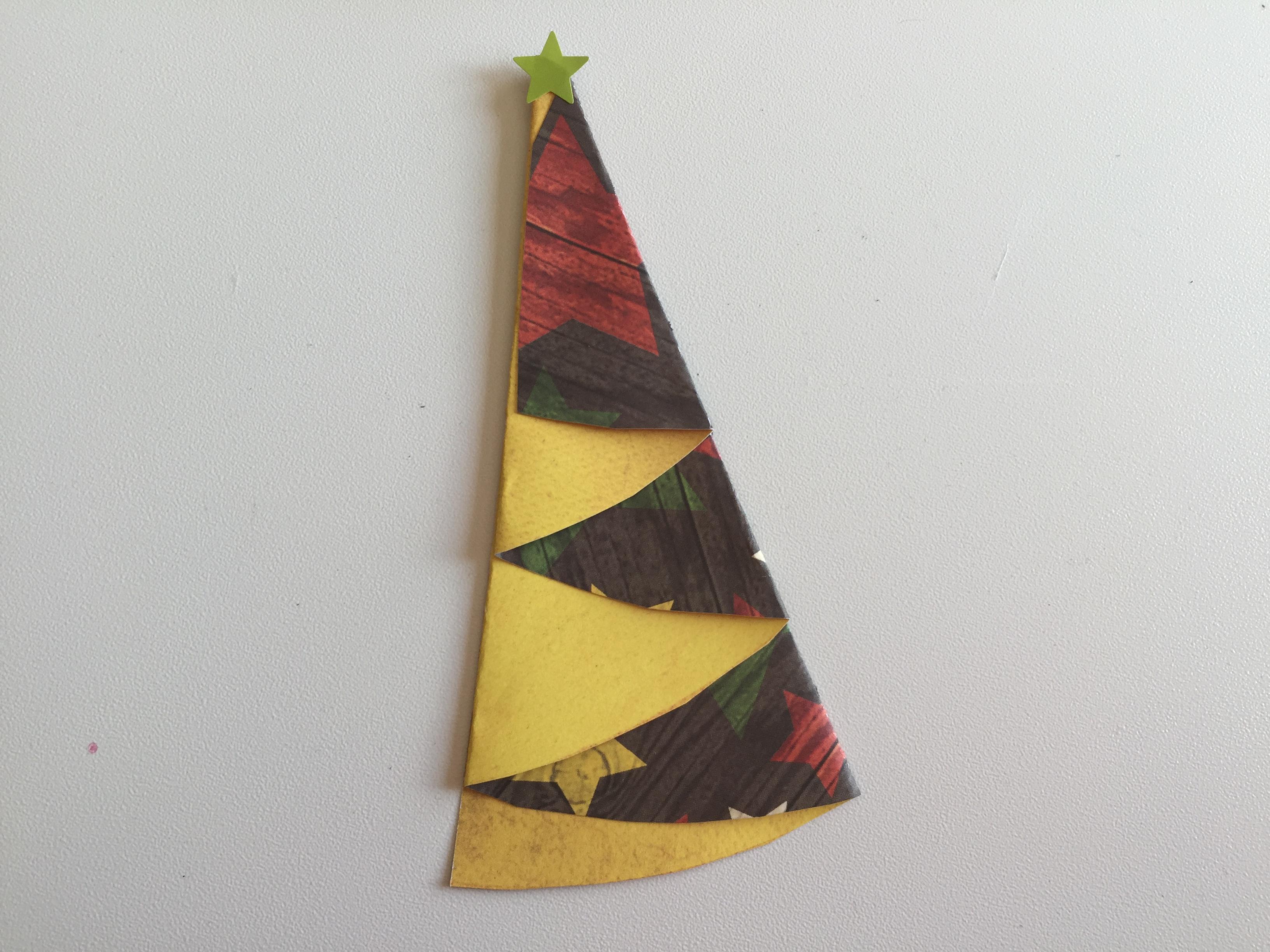 como hacer un arbol de navidad