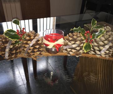 Navidad clarimanitas - Centros de mesa navidenos faciles ...