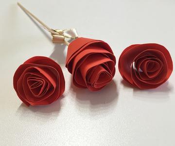 Cómo hacer flores de papel fáciles