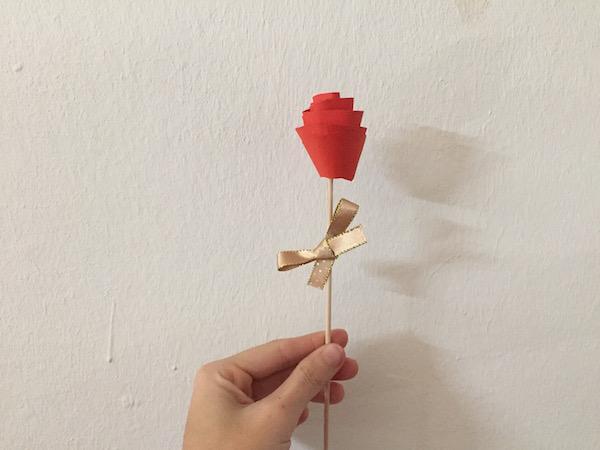 Como Hacer Flores De Papel Faciles Clarimanitas - Hacer-flores-con-papel