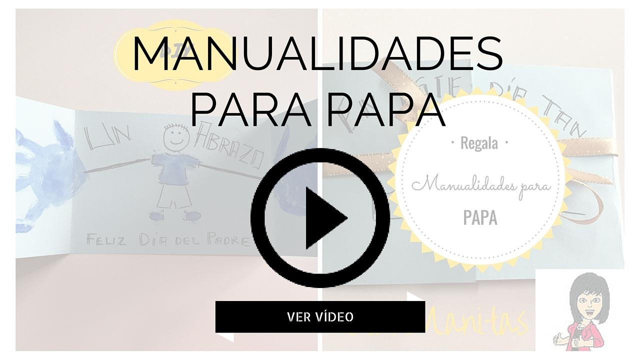 Manualidades para pap ClariManitas