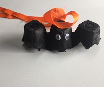 Murciélago Halloween