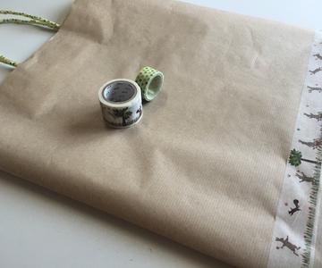 Cómo hacer bolsas de regalo